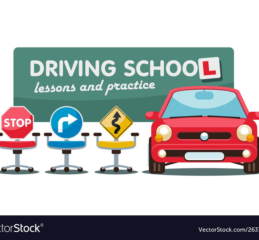 Driving Lessons in Driving School Autoclass